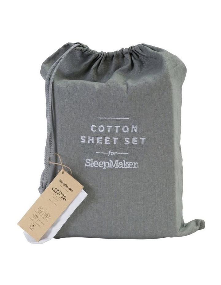 Sleep Collections Tencel Cotton Sheet Set image 2