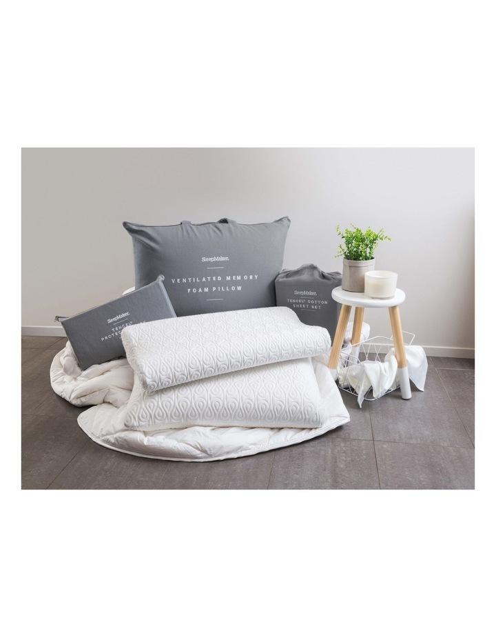 Sleep Collections Tencel Cotton Sheet Set image 3