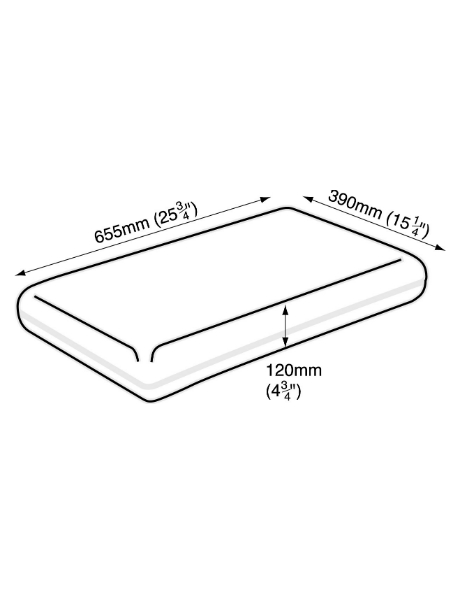 Classic Comfort Foam Pillow image 2