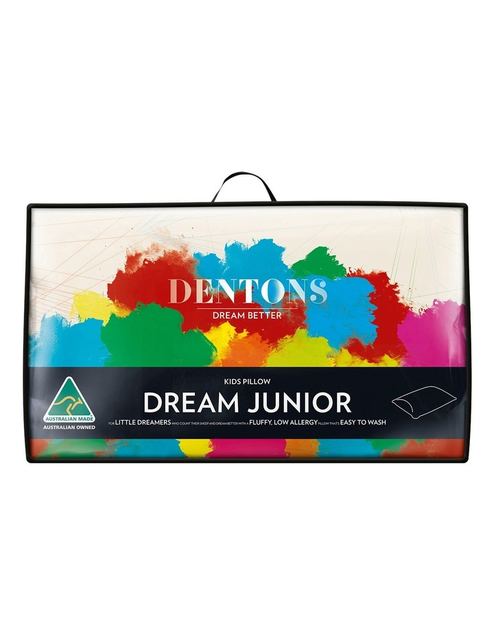 Dream Junior Fibrefill Pillow image 1