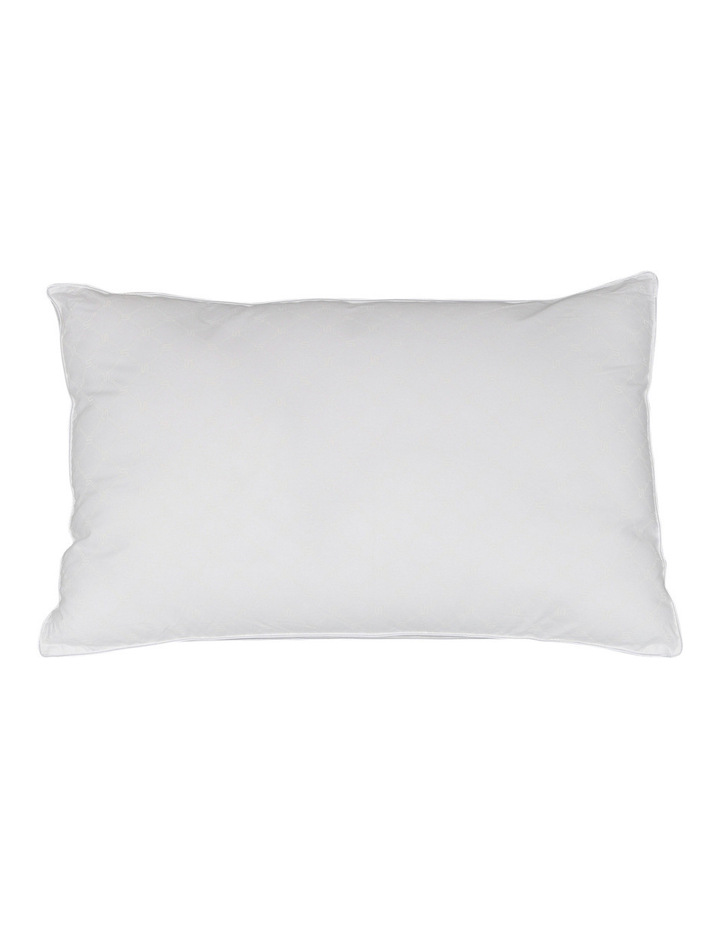Deluxe Dream Polyester Pillow: Medium & Firm image 2