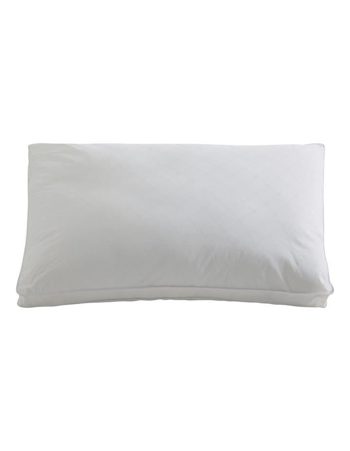 Deluxe Dream Polyester Pillow: Medium & Firm image 3