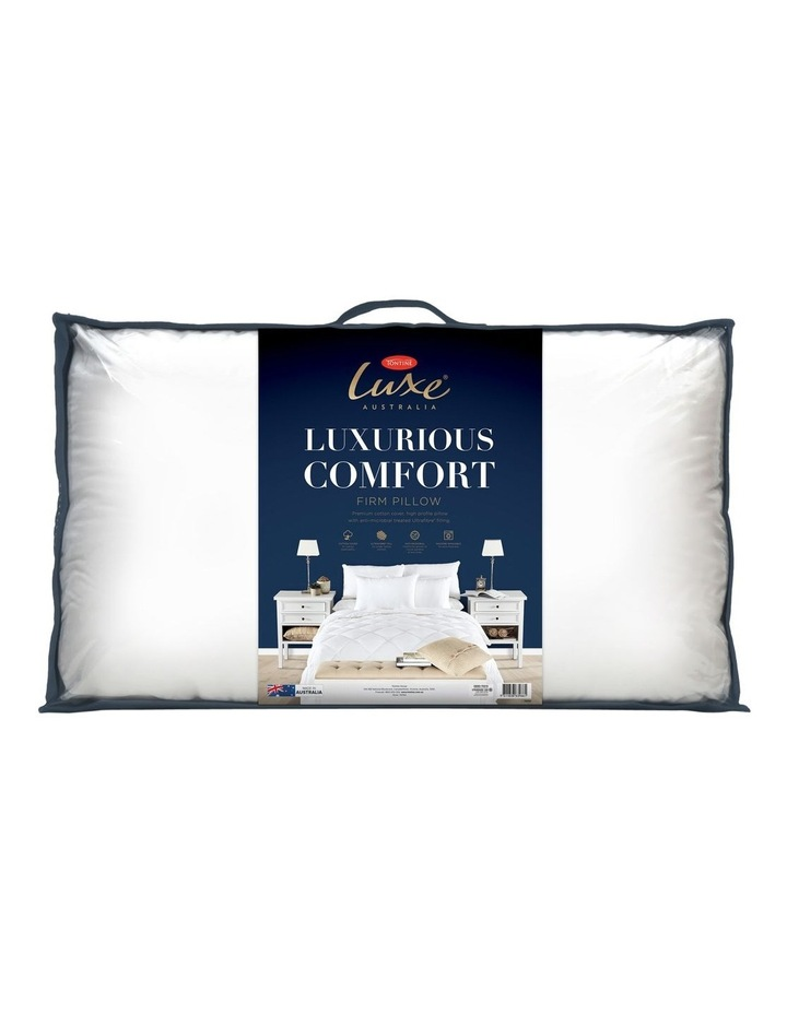 Tontine Luxe Luxurious Comfort Firm & High Pillow image 1