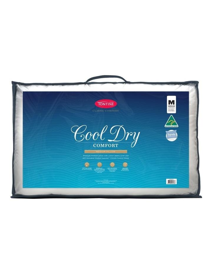 Cool Dry Comfort Pillow Medium image 1