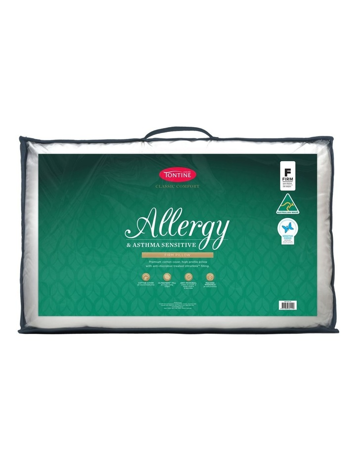 Tontine Classics Allergy Sensitive Pillow Soft image 1