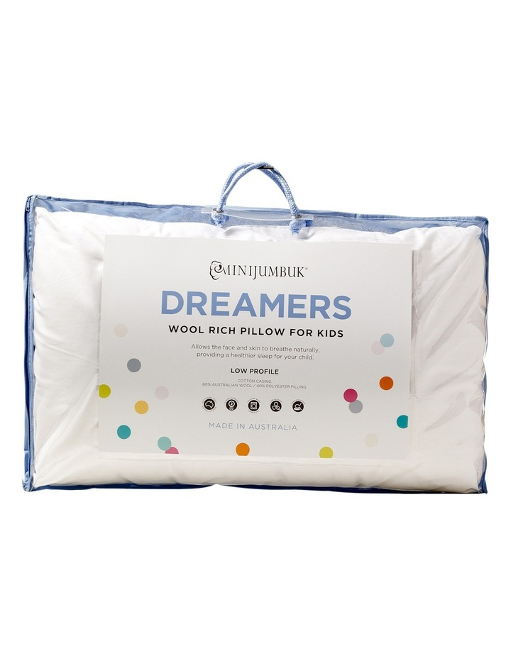 Dreamers Wool/Polyester Pillow image 1