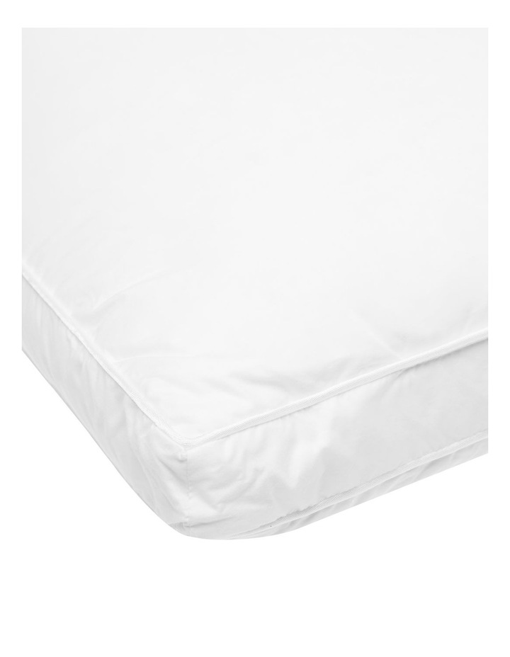 Luxury Surround pillow white goose down & feather image 3