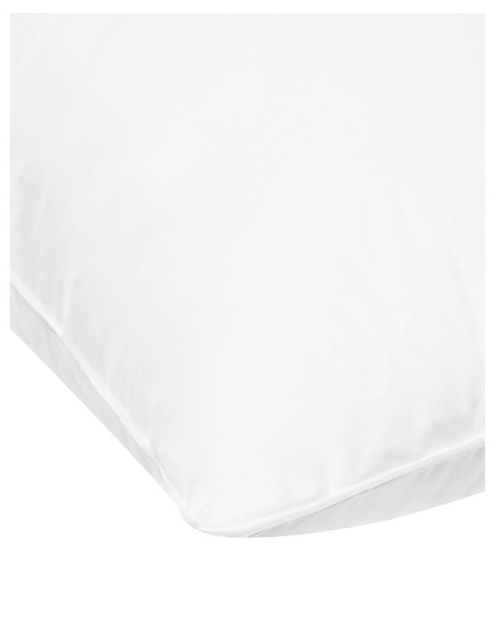 Downia Double Surround White Duck Down & Feather Pillow - Medium image 3