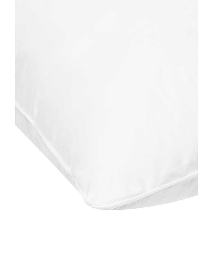 Double Surround White Duck Down & Feather Pillow image 3