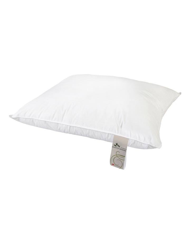 QOD 85/15 White Hungarian Goose Down Pillow image 2