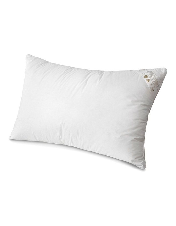 Homestead Australian 80/20 White Duck Down & Feather Pillow image 4
