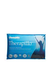 Therapillo - Cooling Gel Top Memory Foam Pillow in Medium Profile