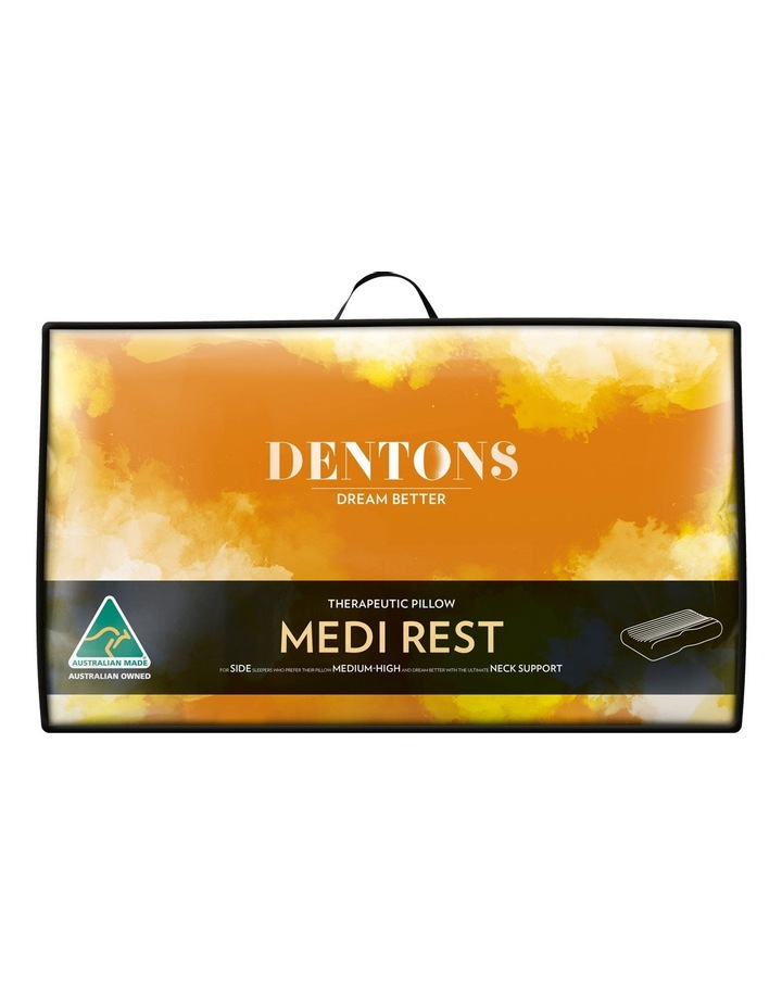 Medi Rest Foam Pillow image 1