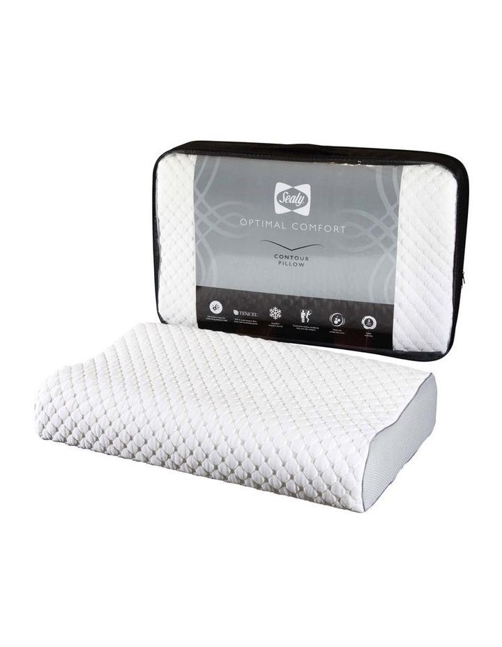 Sealy Optimal Comfort Contour Pillow image 2