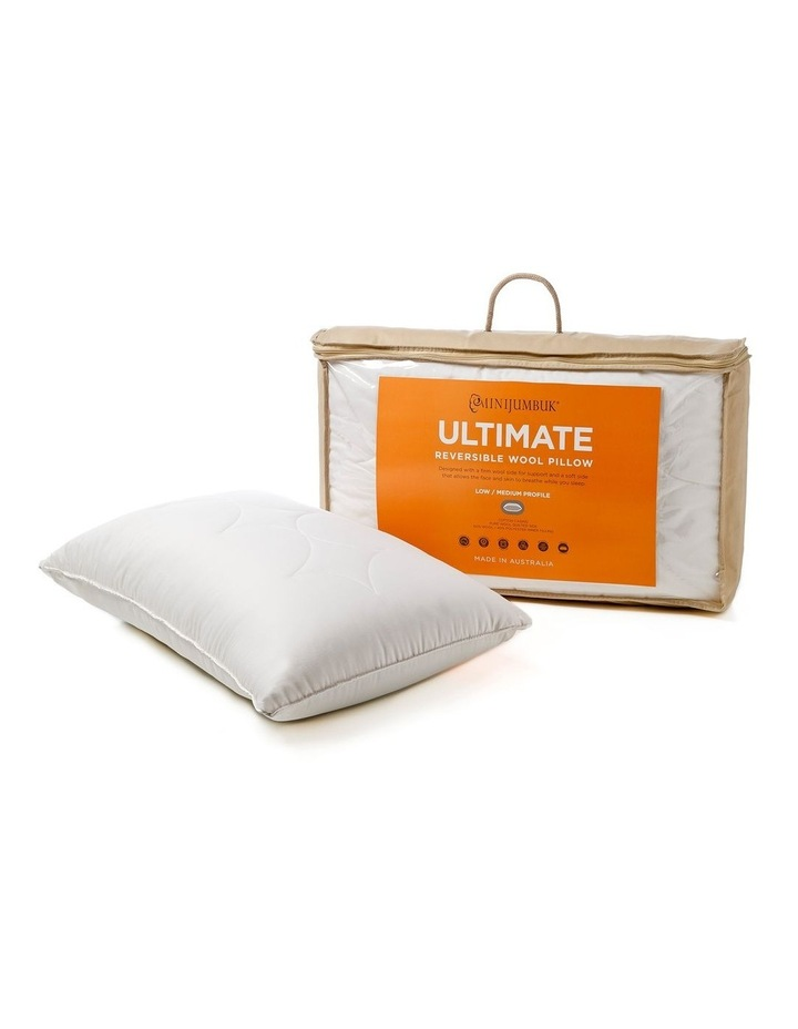 Ultimate Wool Pillow image 2