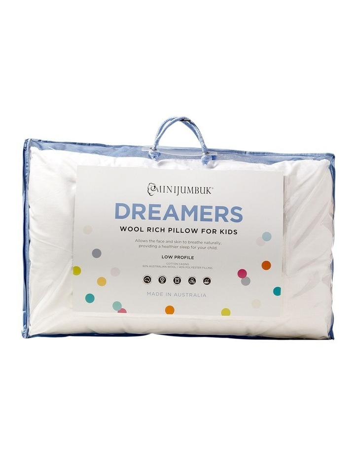 Dreamers Wool Rich Pillow for Kids image 1