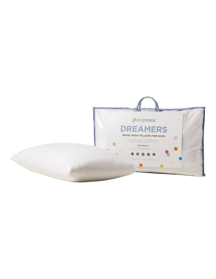 Dreamers Wool/Polyester Pillow image 2
