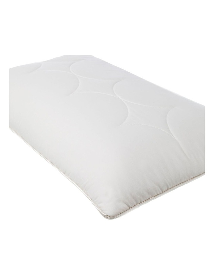 MiniJumbuk Balance Wool & Latex Pillow: Low/Med image 4