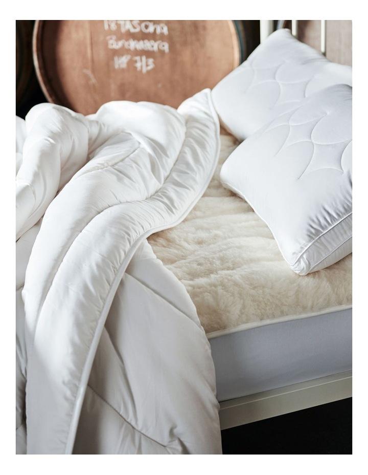 MiniJumbuk Balance Wool & Latex Pillow: Med/High image 2