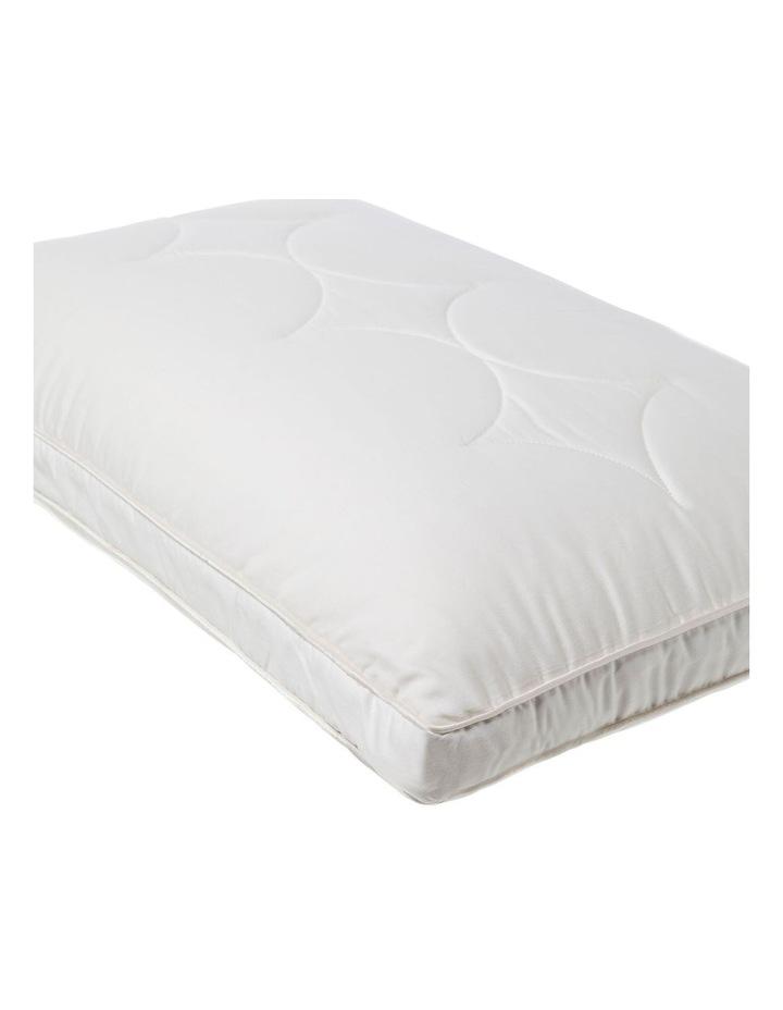 MiniJumbuk Balance Wool & Latex Pillow: Med/High image 4