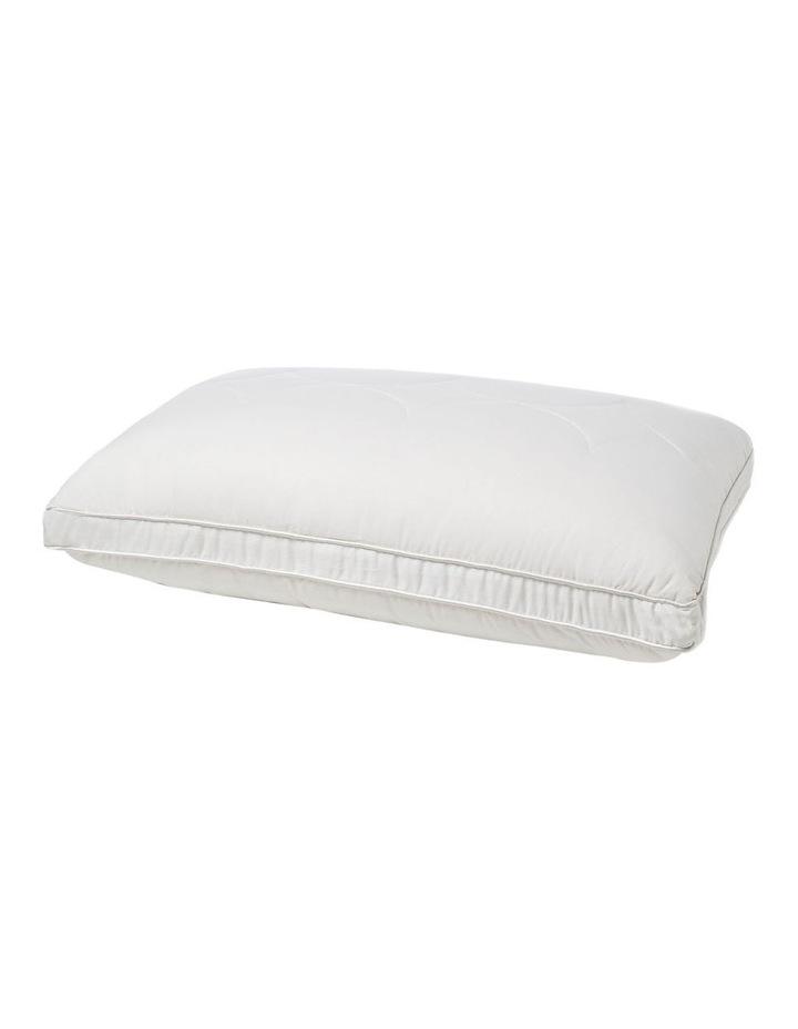 MiniJumbuk Balance Wool & Latex Pillow: Med/High image 5