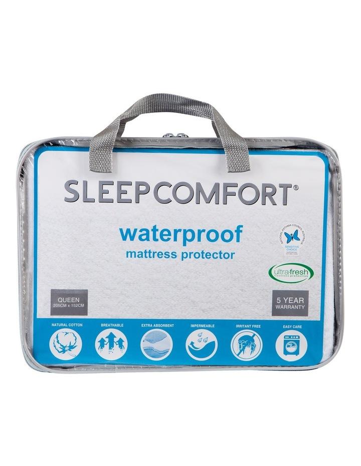 Waterproof Towelling Mattress Protector image 1