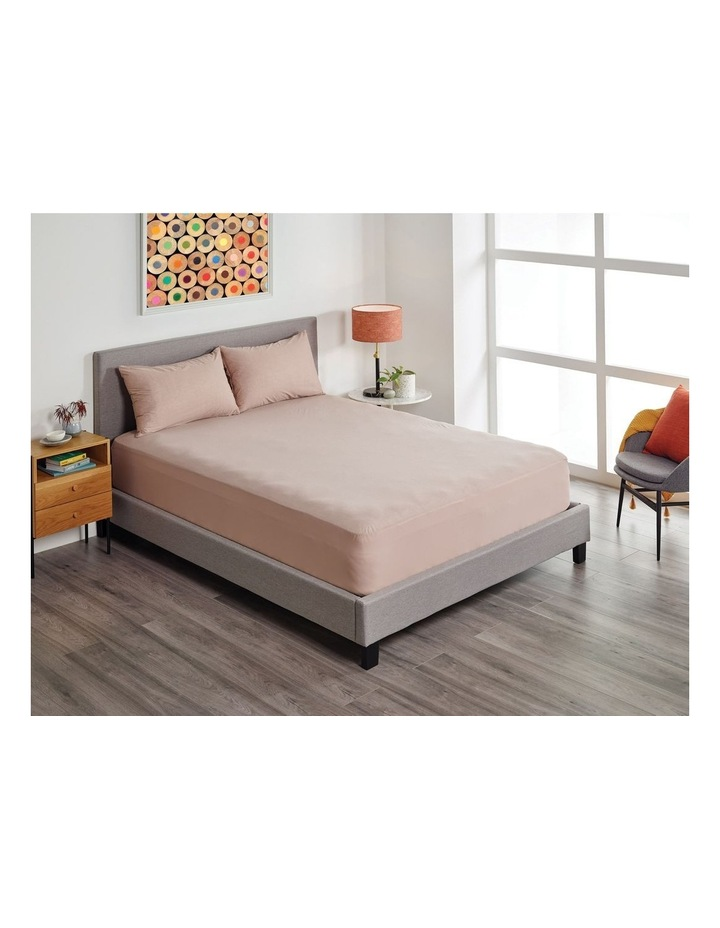 Nature's Sleep Cosmetic TENCEL Fitted Sheet Set image 2