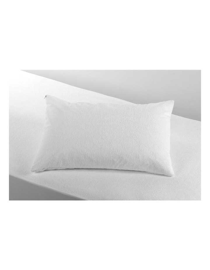 Protect-A-Bed Genesis Cotton Terry Waterproof Pillow Protector image 3