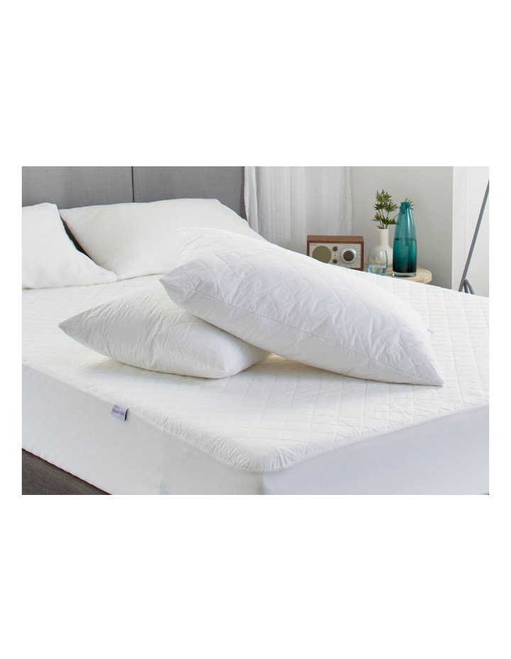 Protect-A-Bed Aero Cotton Quilted Waterproof Pillow Protector image 2