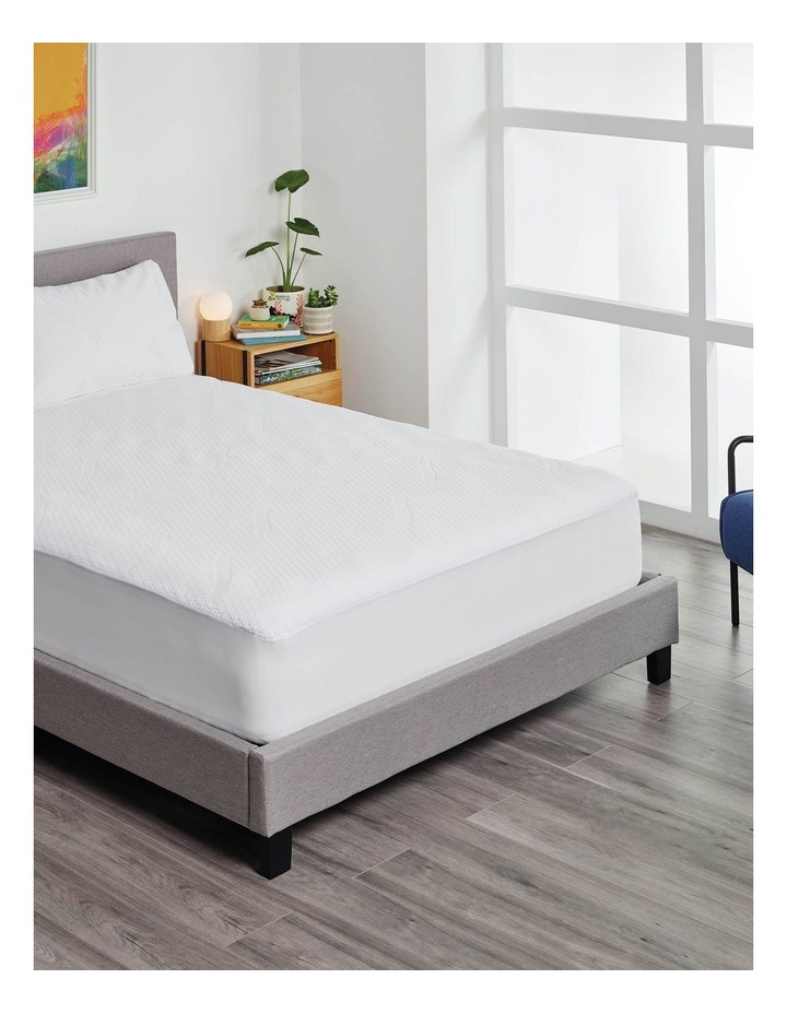 Sensation Bamboo Jacquard Waterproof Pillow Protector image 3