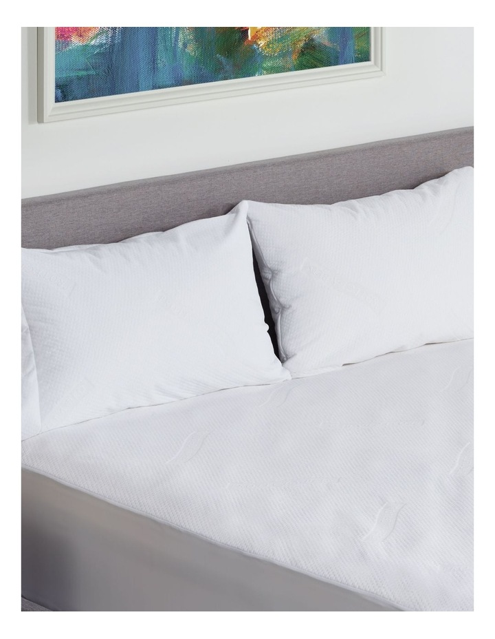 Empyreal TENCEL Waterproof Pillow Protector image 2