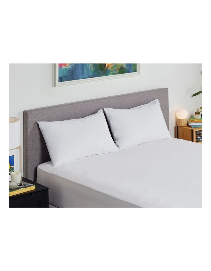Aurora TENCEL Waterproof Fitted Pillow Protector image 1