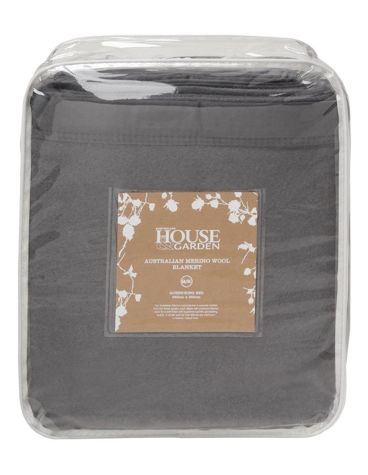 Australian Merino Wool Blanket image 1