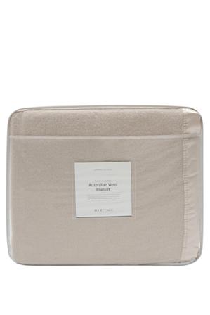 Heritage - Australian Wool Blanket