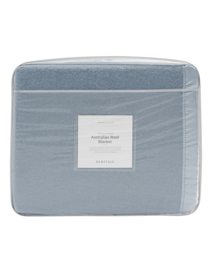Australian Wool Blanket image 1