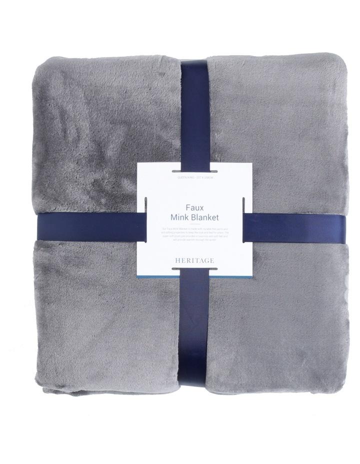 Faux Mink Blanket image 1