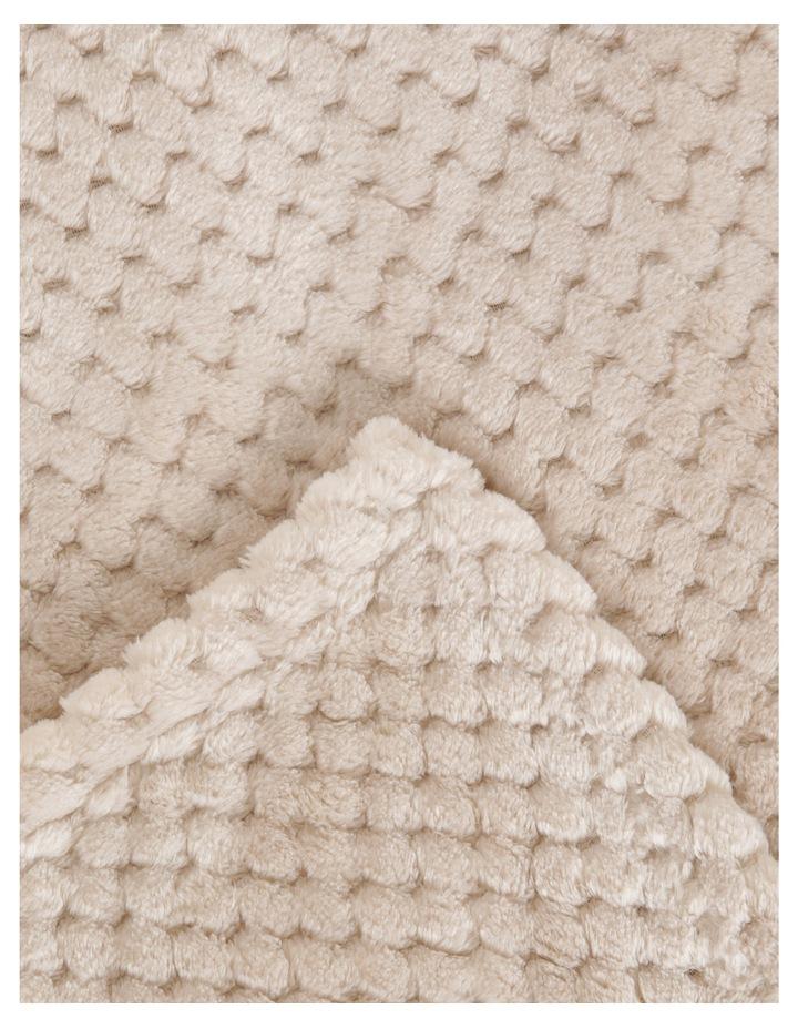 Waffle Plush Blanket image 3