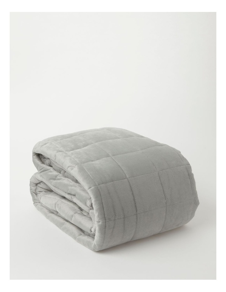 7kg Weighted Blanket in Grey image 2