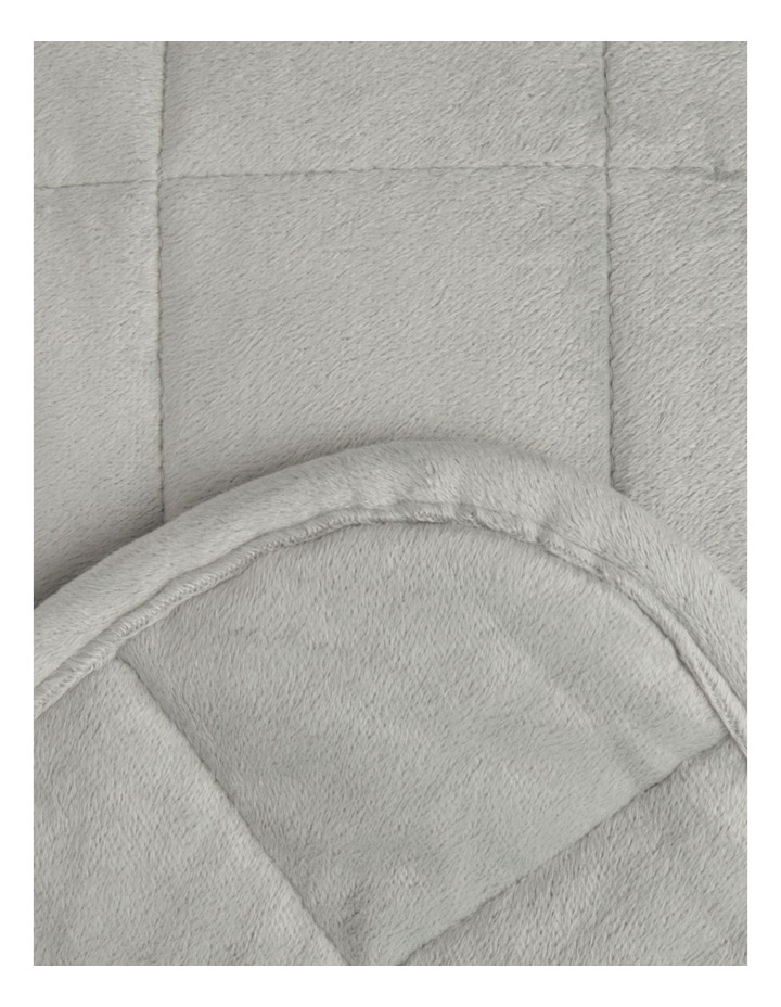 7kg Weighted Blanket in Grey image 3