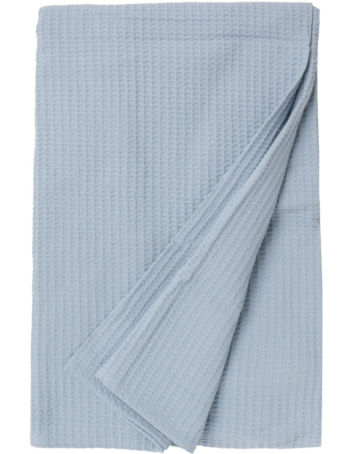 Australian Superfine Cotton Waffle Blanket image 2