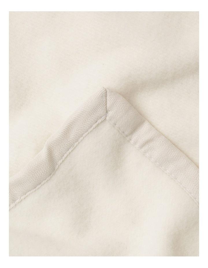 Alpaca Wool Blend Blanket image 3