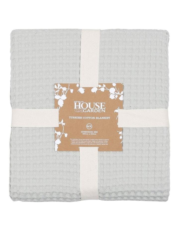 Turkish Cotton Blanket image 3