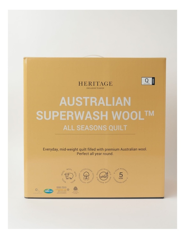 Australian Superwash All Seasons Quilt image 1