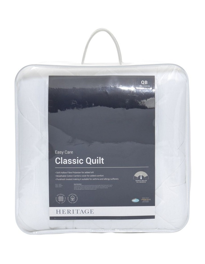 Classic Quilt image 1
