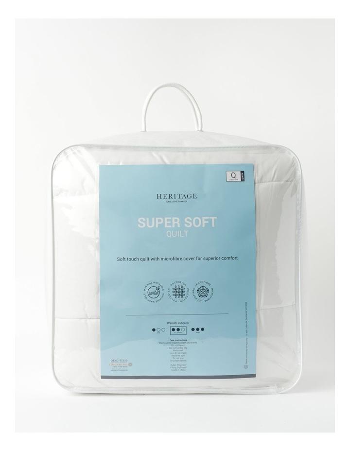 Super Soft Microfibre Quilt image 1