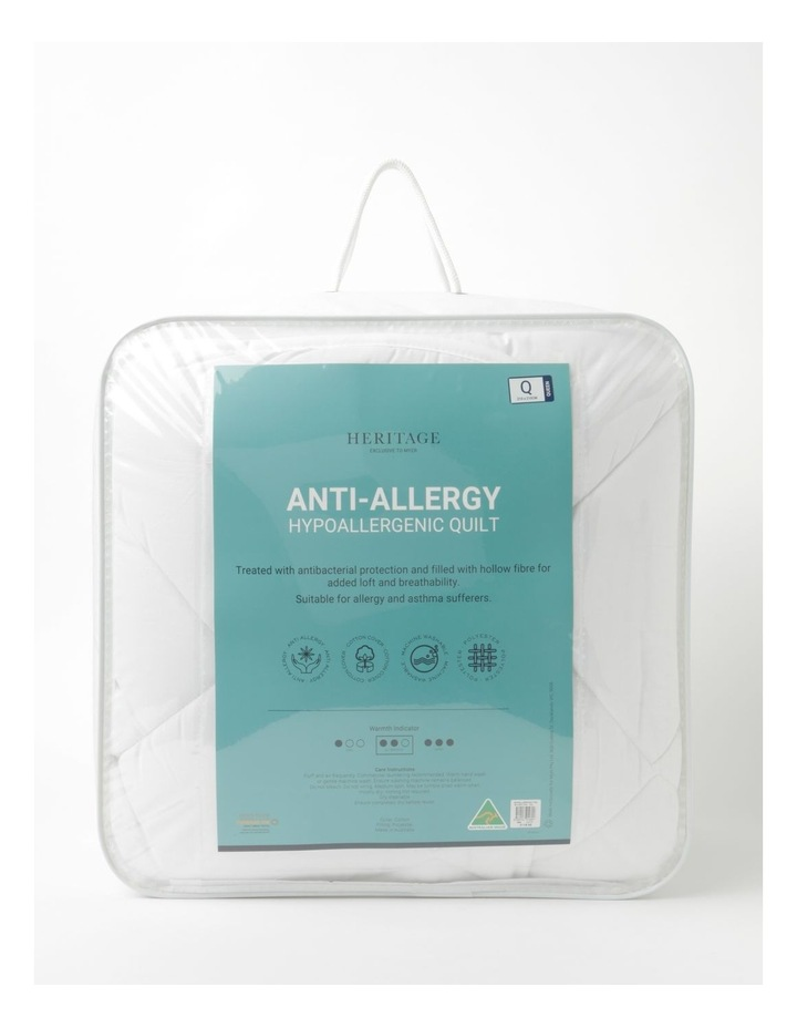 Anti-Allergy Hypoallergenic Quilt image 1