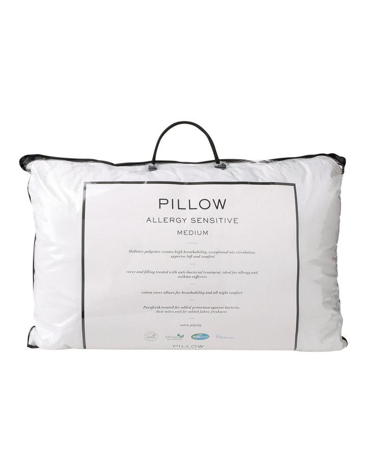 Allergy Senstive Pillow: Medium image 1