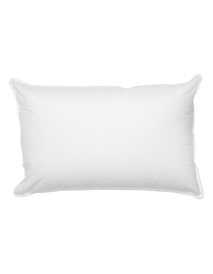 Feels Just Like Down Polyester Pillow: Medium image 2