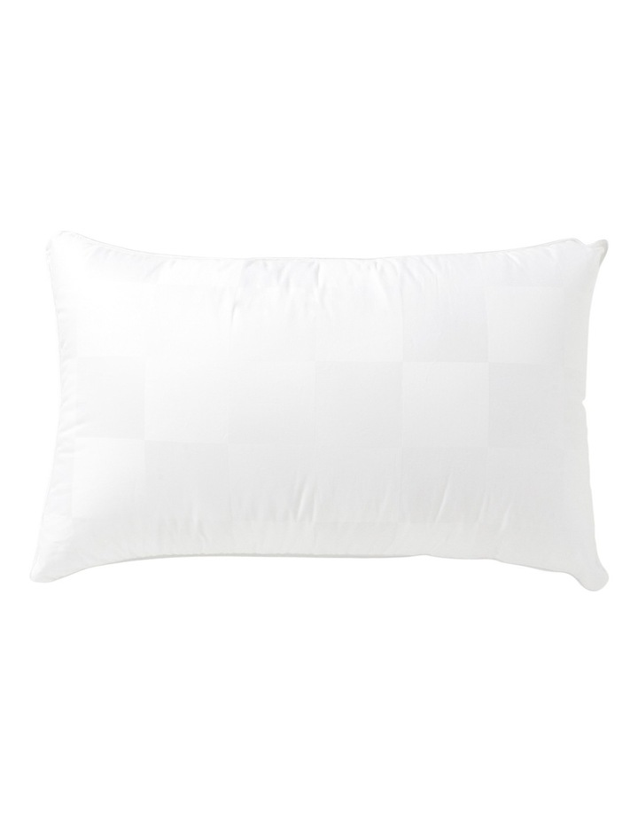 Back Sleeper Polyester Pillow image 2