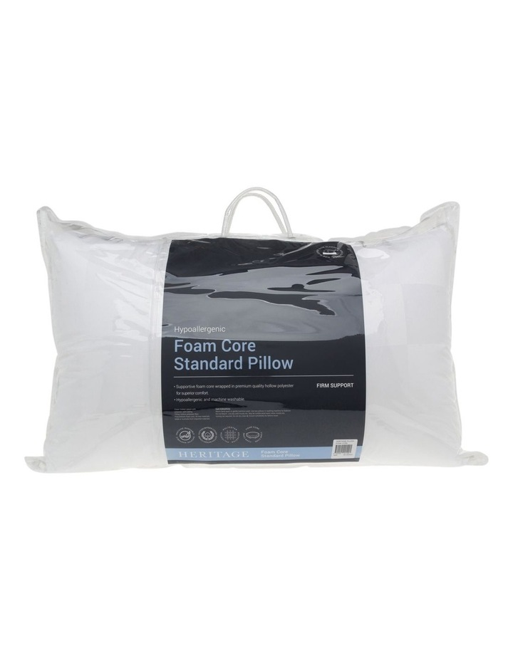 Foam Core Polyester Pillow image 1